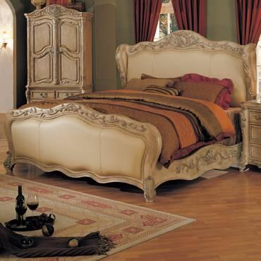 Yuan Tai NC8000Q Nicia Series  Queen Size Panel Bed