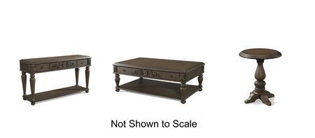 Klaussner 9803PCCTSTLT Versailles Living Room Table Sets