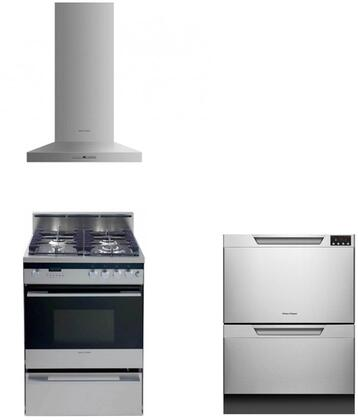 Fisher Paykel OR24SDPWGX1kits7 Kitchen Appliance Packages