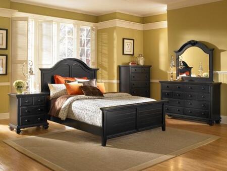Broyhill MITRRENBEDKSET4 Mirren Pointe Bedroom Sets