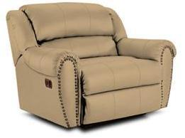 Lane Furniture 21414189517 Summerlin Series Transitional Fabric Wood Frame  Recliners