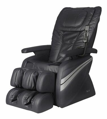Osaki OS-1000X Deluxe Massage Chair with Intelligent 4 Roller System, Air Massage, Seat and Calf Vibration Massage and 5 Preset Auto Programs in