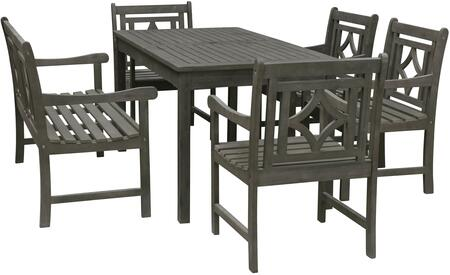 Super Vifah V1297Set32 Ocoug Best Dining Table And Chair Ideas Images Ocougorg