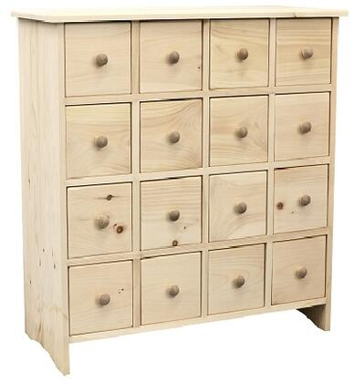 Chelsea Home Furniture 4650231U Annabelle Series Wood Chest