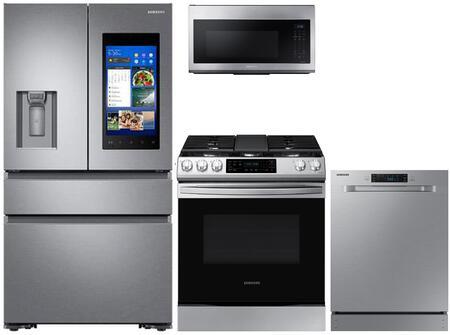 Samsung 932343 Kitchen Appliance Packages