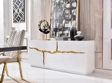 Vig Furniture Modrest Aspen Vgvcg1808wht White Appliances Connection