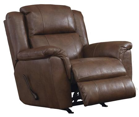 Jackson Furniture 449011 Contemporary Bonded Leather Wood/Steel Frame Rocking Recliners