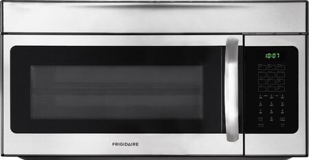 Frigidaire FFMV154CLS 1.5 cu. ft. Over the Range Microwave Oven with 300 CFM, 900 Cooking Watts, in Stainless Steel