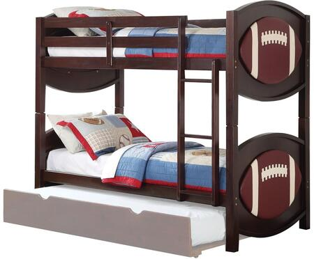 Acme Furniture 11956 All Star Series  Twin Size Bunk Bed