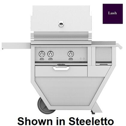 48 in. Deluxe Grill with Worktop   Lush