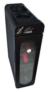 "Koolatron WC04 20.63"" Freestanding Wine Cooler, in Black"
