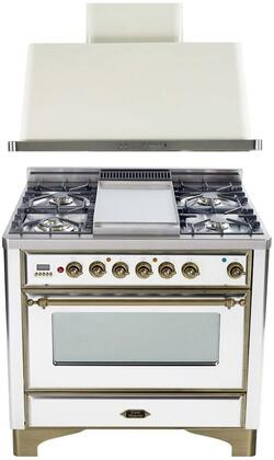 Ilve 720073 Majestic Kitchen Appliance Packages