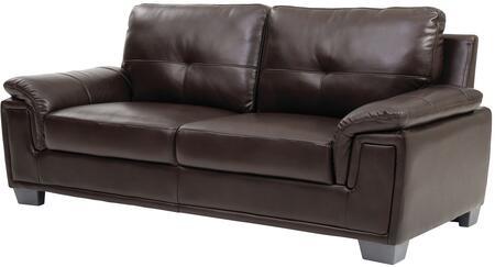 Glory Furniture G665S  Faux Leather Sofa