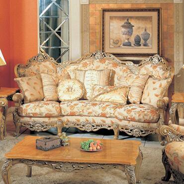 Yuan Tai LL2000S  Fabric Sofa