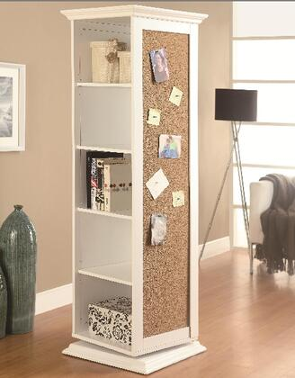 Coaster 910080 Accent Cabinets Series Freestanding Wood Cabinet