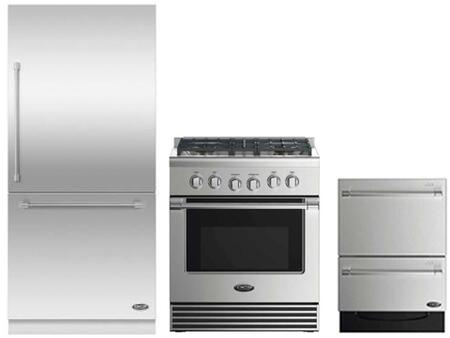DCS 736317 Kitchen Appliance Packages
