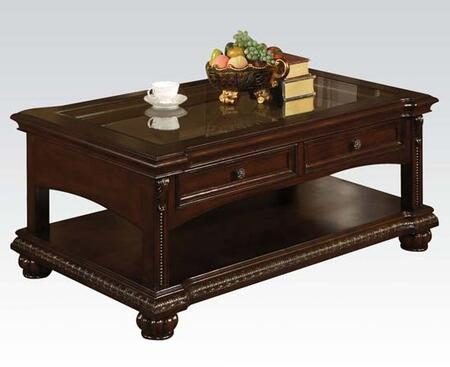 Acme Furniture 10322 Cherry Traditional Table