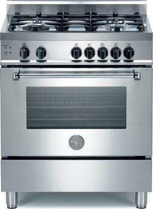 Bertazzoni A304GGVXE Master Series Gas Freestanding |Appliances Connection