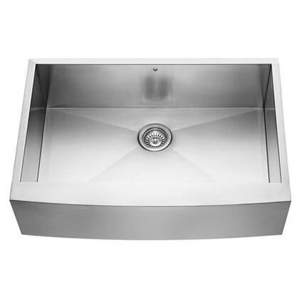 Vigo VG3320C Stainless Steel Kitchen Sink