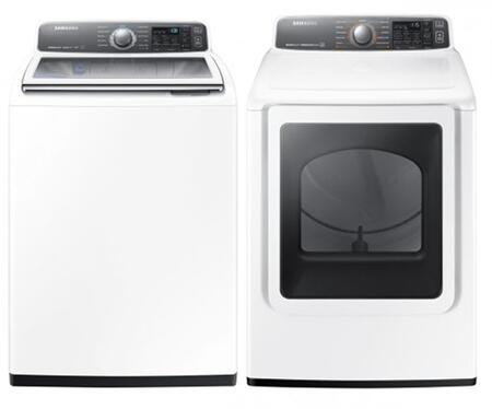 Samsung Appliance 729687 Washer and Dryer Combos