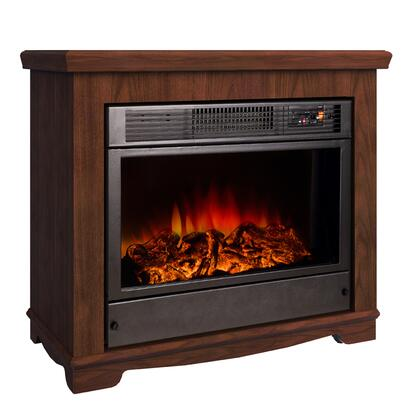 Argo Furniture L12S07 Sparta Series Direct Vent Electric Fireplace