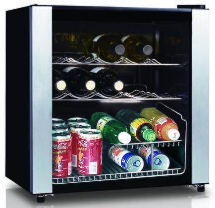 """Equator WR64 18.5""""  Wine Cooler"""
