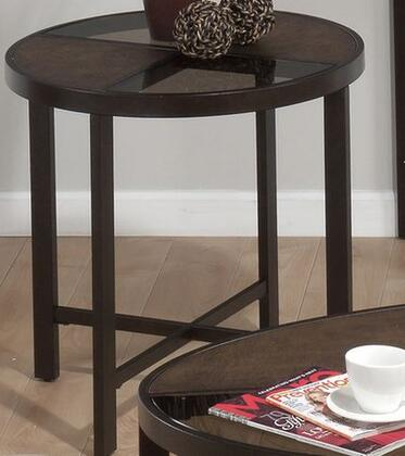 Jofran 5063 Contemporary Round End Table