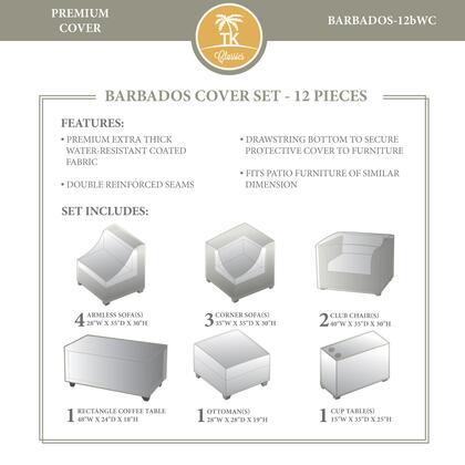 BARBADOS 12bWC