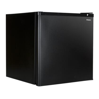 Haier HCR17B  Freestanding Compact Refrigerator with 1.7 cu. ft. Capacity,