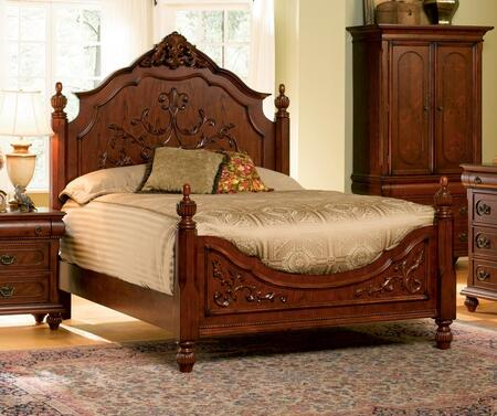 Coaster 200511KW Isabella Series  California King Size Poster Bed
