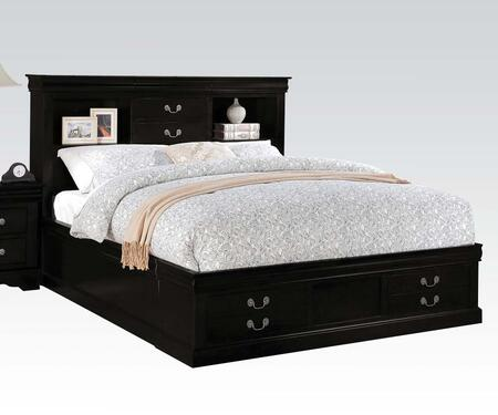Acme Furniture 24384CK Louis Philippe III Series California King ...