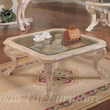 Yuan Tai CA2035-COFFEE Traditional Table