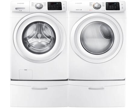 Samsung 356122 TurboWash Washer and Dryer Combos