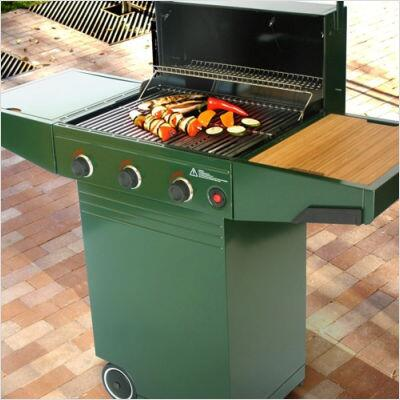 Minden 94922894526  Grill, in Green