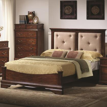 Coaster 201881Q Harvey Series  Queen Size Box Spring Bed