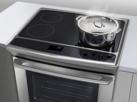 Electrolux Ew30is65js Wave Touch Series 30 Inch Induction