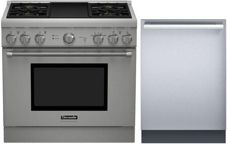 Thermador 716466 Professional Kitchen Appliance Packages