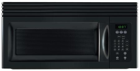 Frigidaire MWV150KB 1.5 cu. ft. Over the Range Microwave Oven with 300 CFM, 900 Cooking Watts, 10 Power Levels in Black
