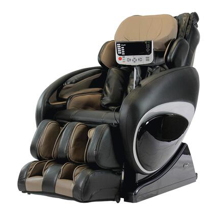 Osaki OS-4000TX Massage Chair with 2 Stage Zero Gravity Massage, Unique Foot Roller, Computer Body Scan, 38 Air Bags, Compact Wireless Controller and Full Size Remote Controller in