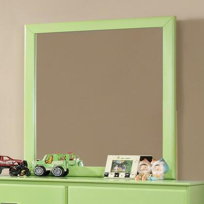 Furniture of America CM7941GRM Prismo Series  Mirror