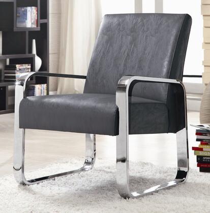 Coaster 900312  Vinyl Accent Chair