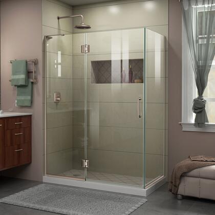 DreamLine Unidoor X Shower Enclosure 24HP 30D 30RP 04