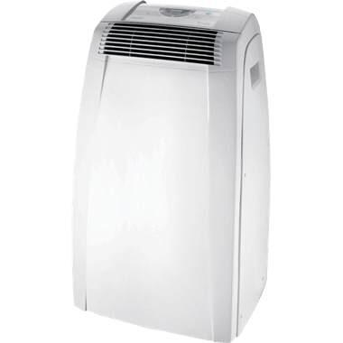 DeLonghi PACC120E Air Conditioner Cooling Area,