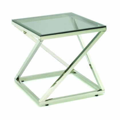 Tag 370034 Contemporary Square End Table