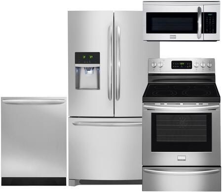 Frigidaire FG4PCFSFDCDFC30ESSKIT2 Gallery Kitchen Appliance