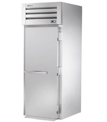 True STA1HRI Spec Series Roll-In Heated Holding Cabinet with XX Cu. Ft. Capacity, Low-Velocity Fans, and Solid Swing-Doors
