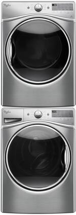 Whirlpool 704411 Washer and Dryer Combos