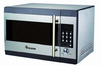 Fulgor Milano AM038AGQP Countertop Microwave, in Stainless Steel