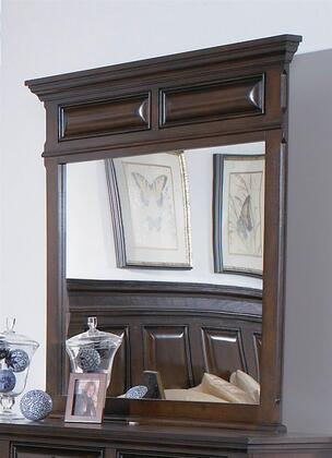 Yuan Tai BL7306M Bellagio Series Rectangular Portrait Dresser Mirror