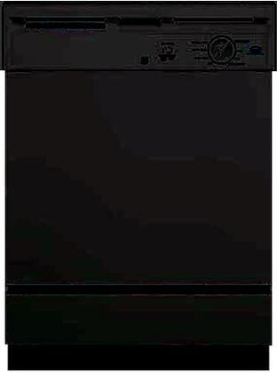 Roper RUD4000SB  Dishwasher with in Black